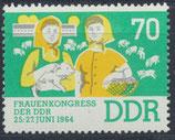 DDR 1032 postfrisch