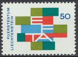 481  postfrisch (LIE)