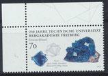 BRD 3194 postfrisch mit Eckrand links oben