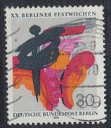 BERL 372 gestempelt
