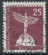 BERL 147 gestempelt