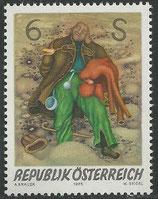 1537  postfrisch  (AT)