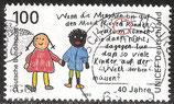 1682 / DE1574-029 gestempelt (Plattenfehler DE)