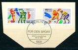 BERL 836-837  mit Ersttagssonderstempel