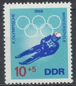 1336 postfrisch (DDR)