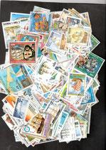 300 verschiedene Segelschiffe - Motivbriefmarken