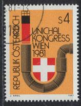 AT 1669 gestempelt