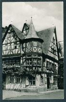 55422    (W-6533)   Bacharach   -Altes Haus-   (PK-00472)