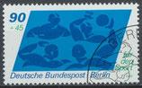 BERL 623 gestempelt