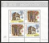 Block 23; 1403-1404 postfrisch (PT)