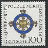 1613 postfrisch  (BRD)