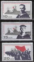 1308-1310 postfrisch (DDR