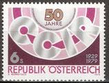 1598 postfrisch (AT)