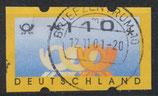 BRD-ATM 3.2 - 110 gestempelt