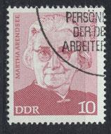 DDR 2012 philat. Stempel  (2)