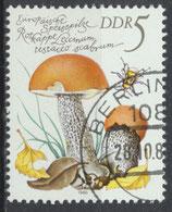 DDR 2551 philat. Stempel