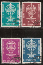 650-653 gestempelt (AL)