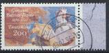 BRD 1847 gestempelt mit Bogenrand rechts