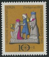 352  postfrisch  (BERL)