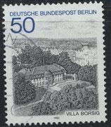 BERL 685  gestempelt