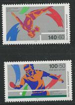 1408-1409 postfrisch  (BRD)