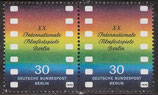 BERL   358 postfrisch waagrechtes