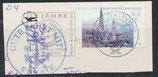 BRD 2376 gestempelt auf Briefstück