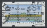 2.1 - 50 gestempelt (BRD-ATM)