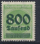 DR 308 A postfrisch