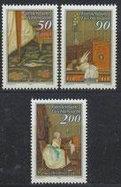 LIE 957-959 postfrisch