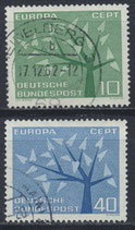 BRD 383-384 gestempelt (2)