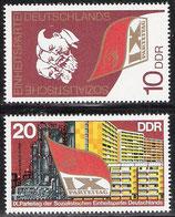 2123-2124 postfrisch (DDR)