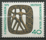493  postfrisch  (BERL)