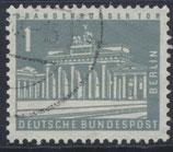 BERL 140w gestempelt