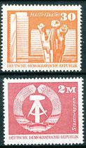 1899-1900 postfrisch (DDR)