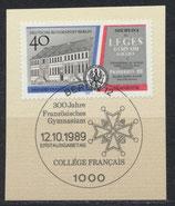BERL 856  mit Ersttagssonderstempel