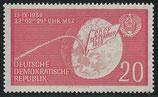 721 postfrisch (DDR)