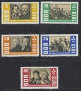 DDR 988-992 postfrisch