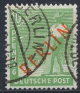 BERL 24 gestempelt