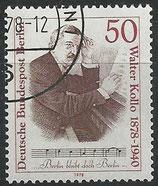 BERL 561 gestempelt