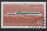 BERL 486 gestempelt