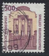 BRD 1679 R gestempelt (1)