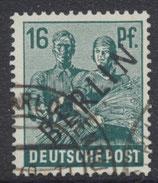 BERL 7 gestempelt