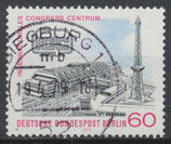 BERL 591 gestempelt