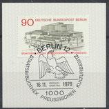 BERL 577  gestempelt mit Ersttagssonderstempel