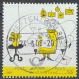 2621  gestempelt (BRD)