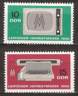 1204-1205 postfrisch (DDR)