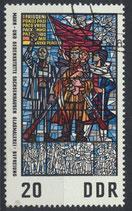 DDR 1347  philat. Stempel