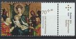 3340 postfrisch mit Bogenrand rechts (BRD)