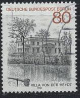 BERL 687  gestempelt